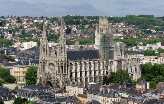 церковь аббатства Сен-Уэн