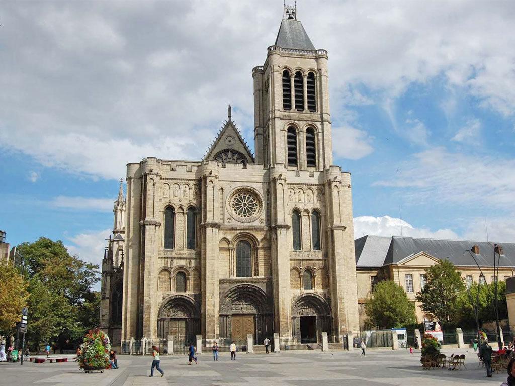 Отдых в Женвилье - Франция
