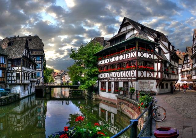 Главные достопримечательности Страсбурга